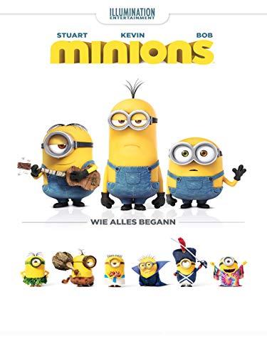 Minions [dt./OV] (Der Film Minions)