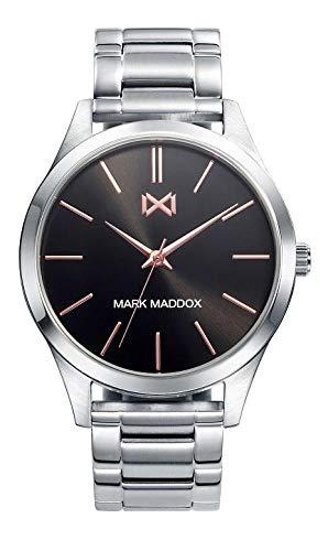 Mark Maddox HM7120-57 Montre à Bracelet pour Homme