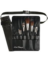 da Vinci Pinselset / Brush Set / Set Kosmetik / Kosmetikpinsel Set / Make up Pinsel Set / Pinsel Sets / 8-teilig