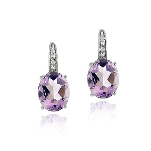 Silver Ice Boucles d