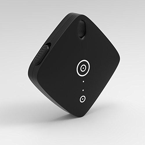 esorio® Handy Tablet Bluetooth Selbstauslöser iOS und Android in schwarz