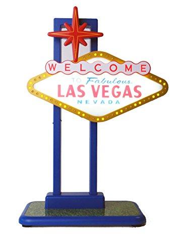 John N. Hansen Light-Up Las Vegas Sign by John N. Hansen -