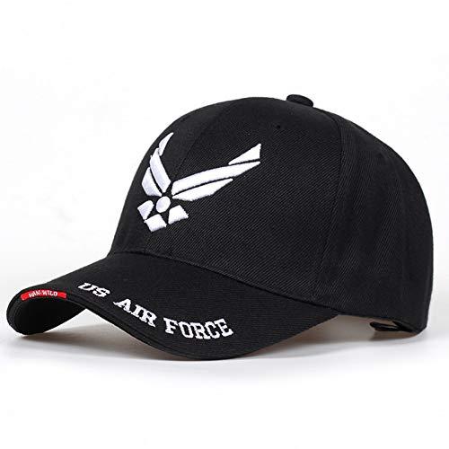 77e96626c8753 BQMO Gorra De Béisbol para Hombre Air Force One Airsoftsports Gorras  Tácticas Navy Seal Army Cap