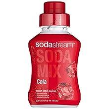 Sodastream Cola, 2er Pack (2 x 500ml Flasche)