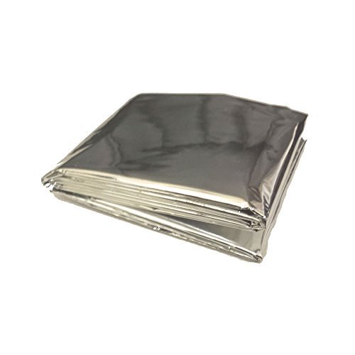 41pA8zYR8DL. SS500  - Steroplast Emergency Foil Camping Blanket Hiking First Aid