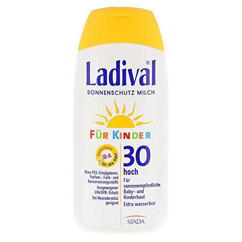Ladival Für Kinder LSF 30 Sonnenschutz Lotion, 200 ml