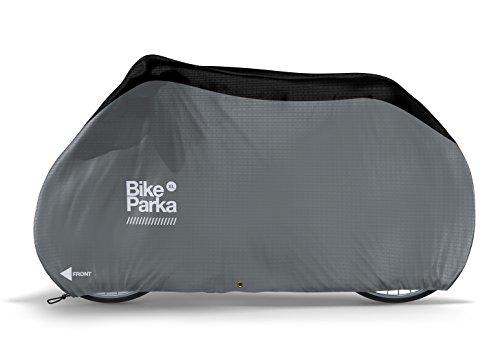 BikeParka XL Fahrrad Abdeckung - Pavement Grey