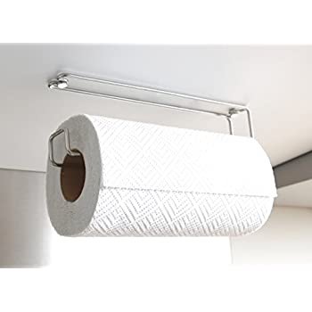Plew Plew Stainless Steel Kitchen Paper Roll Holder