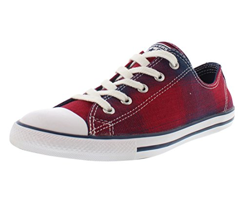 Converse Chuck Taylor Dainty Ox Sneakers 549611f Rouge