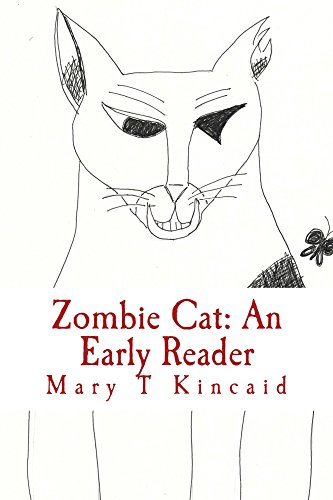 Zombie Eichhörnchen (Zombie Cat: An Early Reader (Zombie Cat Verses Slider Mouselets Book 1) (English)