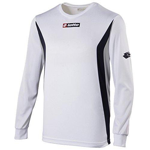 Lotto Kit stars football shirt long sleeve White/ Navy