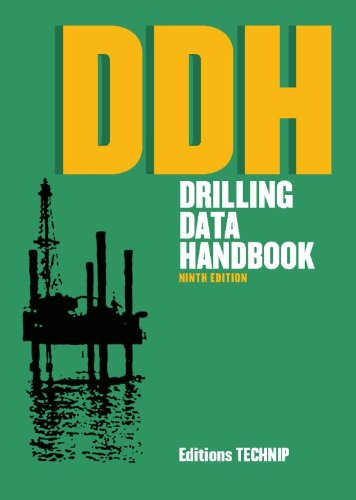 Drilling Data Handbook 9th Edition.