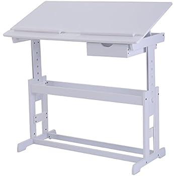 Schreibtisch wei h henverstellbar for Schreibtisch amazon