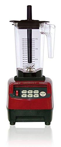 Saro JTC - Licuadora «Omniblend V», modelo TM-800, 2litros, 950W, 2 Liter, rojo