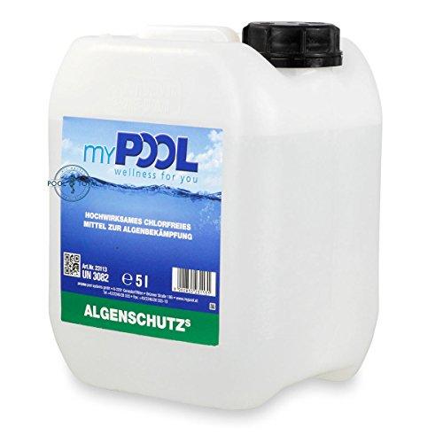Unbekannt MYPOOL Algenschutzmittel, 5 l
