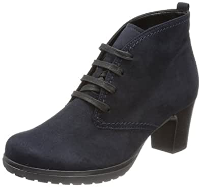 Gabor Shoes Gabor Comfort 72.984.86, Damen Stiefel, Blau (nightblue (Micro)), EU 35.5 (UK 3) (US 5.5)
