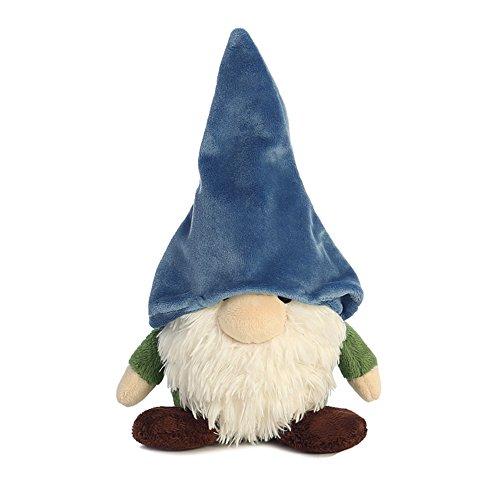 Aurora - 16768 - Peluche - Gnome - Chapeau Pointu Bleu - Taille Petit