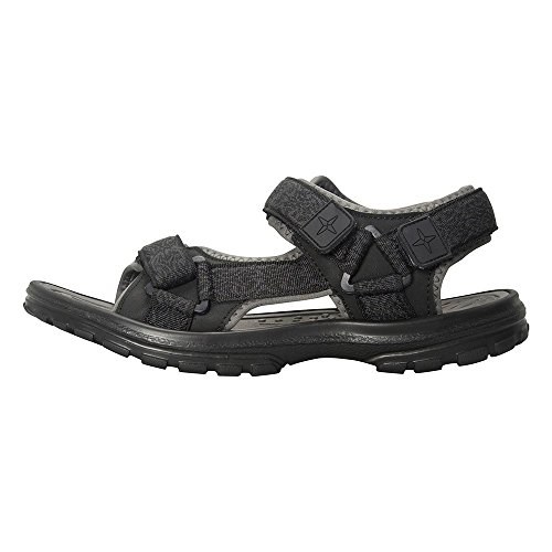 Grau Mountain Warehouse Mountain Crete Warehouse Herrensandalen P6wZXq4xw7