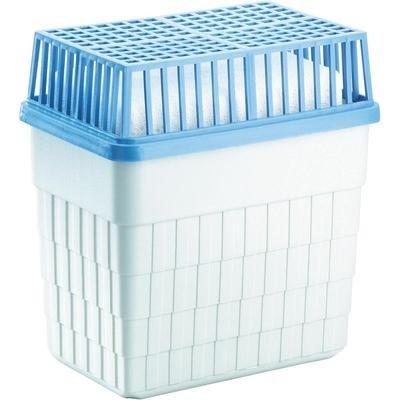 Preisvergleich Produktbild Wenko Granulat-Luftentfeuchter 50 m² Blau-Weiß