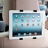 """YXMxxm Supporto per Tablet per Auto poggiatesta per Auto, Supporto Universale per Tablet Girevole ruotabile a 360 ° per iPad, iPad Air/Mini, Dispositivo Samsung Galaxy 7""""- 12"""""""