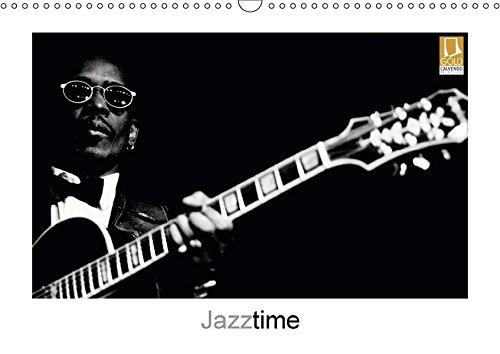 Welt Waynes Hat (Jazztime (Wandkalender 2017 DIN A3 quer): Jazzmusiker (Monatskalender, 14 Seiten ) (CALVENDO)