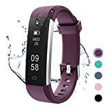 Letsfit Fitness Tracker, Activity Tracker IP67 Waterproof Pedometer Step Counter Watch, Sleep Tracker