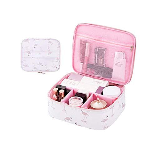 Tpocean make up bag brush della toilette beauty case da viaggio cosmetici borse da viaggio trucco del sacchetto per donne ragazze