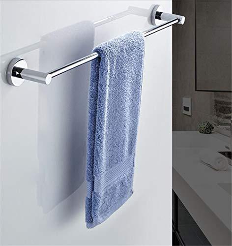 Kupfer Matt Handtuchhalter (TP&DD Ohne Bohren Handtuchhalter,Voll Kupfer Anti-korrosions-rost Handtuchhalter Stange,Für Badezimmer Küche-M 100cm(39inch))