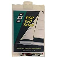 PSP Marine Tapes Tell Tales in pack of 16Pieces