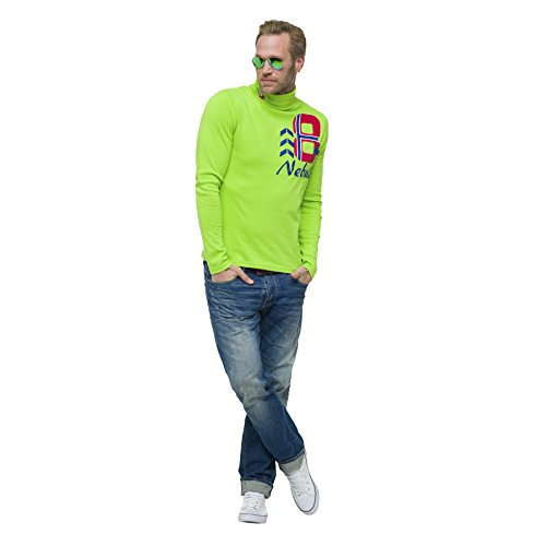 Nebulus Uomo EMAN arrotolabile Verde Uomo