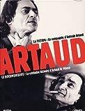 En compagnie d'Antonin Artaud / La véritable histoire d'Artaud le Momo - Edition 2 DVD [inclus un livret]
