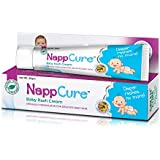 NappCure - Premium Ayurvedic Herbal Baby Rash Cream | Effective For Diaper Rash And Inflammation | Nourishes And Repairs Sensitive Baby Skin | Immediate Soothing Effect | German Design |30 Gm