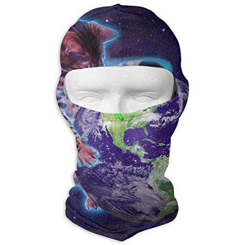 ace Winter Tactical Full Face Mask Dust Protection Balaclava Hood for Men and Women Design17 ()