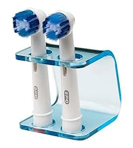 seemii halterung kopf elektrische zahnb rste kunststoff f r 2 oder 4 k pfe blau. Black Bedroom Furniture Sets. Home Design Ideas