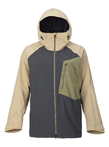 Burton AK Cyclic Jacket Herren-Snowboardjacke Faded/Rucksack/Safari 2018 Gr. L