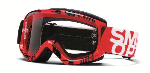 Smith Optics Brille Fuel V.1 Max, Rot Danger, M