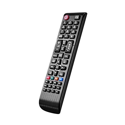 Nuevo Reemplazo con Control Remoto de TV Samsung BN59-01247A BN59-01175N Ajuste para Smart TV Samsung: Configuración Samsung TV Control Remoto Universal UE40H6470SSXZG UE40HU6900SXZG