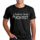 Photo de Architecte T-Shirt Trust Me I am an Architecte Tee Homme's Shirt Architecte Cadeau par Awesome Architect T-shirts