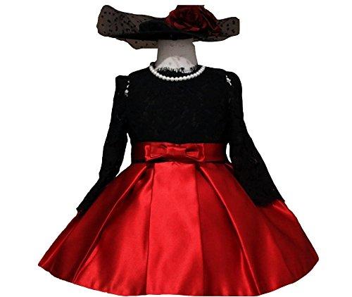 MYM vestito dei bambini della principessa della