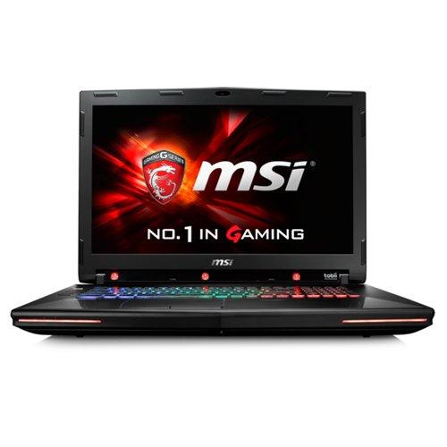 """MSI GT72S 6QE-858FR Ordinateur Portable Non tactile 17""""(43,18 cm) Noir (Intel Core i7, 32 Go de RAM, 1 To, Nvidia GeForce, Windows 10)"""