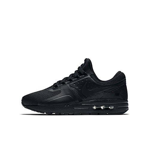 NIKE Air Max Zero Essential GS, Chaussures de Trail Garçon, Noir (Black/Black/Black 006), 38 EU
