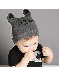 d4f167ecf2492 Bonnet de bébé pour nouveau-né avec dessin animé - Pour enfants et garçons