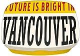 Brotdose Lunchbox Fernweh Stadt Vancouver Kanada bedruckt