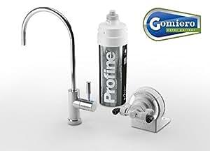 Think water silver kit complet d puration et de micro filtration de l eau du robinet en eau - Kit filtration eau potable ...