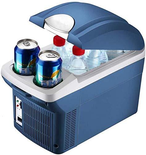 ZHENYUE Tragbare ini Frige Cooler Ein Warer, 8 Liter 12v c Auto Copact ini Kühlschrank Wit Souler Strap ZHENYUE