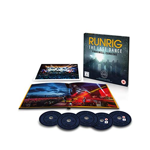 Runrig - The Last Dance - Farewell Concert