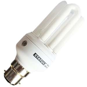 15w Low Energy Dusk To Dawn Sensor Bayonet Cap Bulb Light