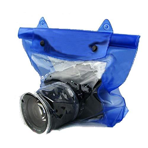 wasserdichte Kameratasche DSLR SLR Kamera Unterwasserlagerung Dry Bag transparenter PVC-Beutel ()