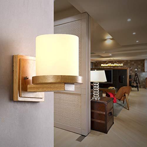 Crystal 25 Licht (ZHYZN Crystal, Treppenhaus zur Wand Gang mütterliche Lichter Lampe Klasse K9 Crystal Lounge Schlafzimmer Nachttischlampe Residence Weiß Kind Licht Licht Warmes Licht 30 * 25Cm Vogue,A)