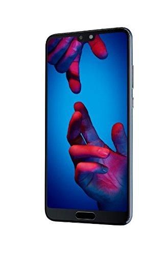 Huawei P20 SIM doble 4G 128GB Negro  Azul - Smartphone  14 7 cm  5 8    128 GB  20 MP  Android  8 1 Oreo   EMUI 8 1  Negro  Azul